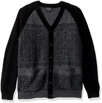 Pendleton Men's Waverly Cardigan Sweater
