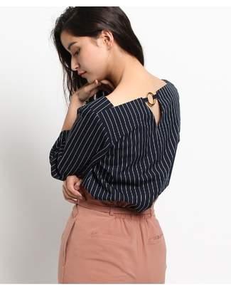 aquagirl (アクアガール) - エージー バイ アクアガール ブライトブロードリングシャツ