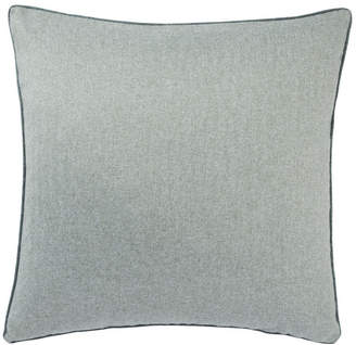 """Jaipur Living Living Rollins Solid Light Blue Down Throw Pillow 22"""" & Reviews - Decorative & Throw Pillows - Bed & Bath - Macy's"""