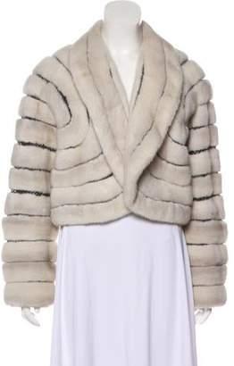 Loewe Mink Fur Jacket