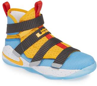 Nike LeBron Soldier XI FlyEase High Top Sneaker