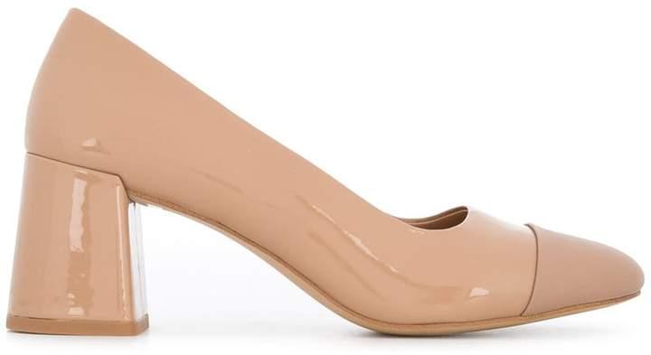 Senso block heel pumps