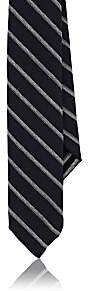 Thom Browne MEN'S DIAGONAL-STRIPED WOOL-MOHAIR PLAIN-WEAVE NECKTIE - ASSORTED