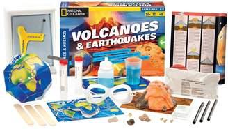 Thames & Kosmos 'Volcanoes & Earthquakes' Experiment Kit