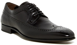 Mezlan Wingtip Oxford $395 thestylecure.com