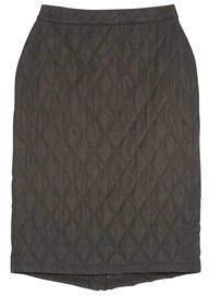 MURUA (ムルーア) - 【MODE】キルティングミドルタイトスカート