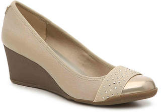 Anne Klein Sport Terrific Wedge Pump - Women's