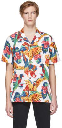 Levi's Levis Multicolor Parrots Cubano Shirt