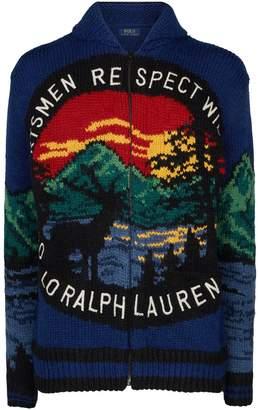 Polo Ralph Lauren Sportsmen Zip-Up Cardigan