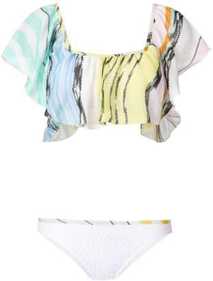 Missoni Mare ruffled bikini set