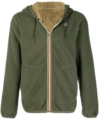K-Way Jacques polar hooded jacket