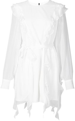 Thomas Wylde 'Love' dress $575 thestylecure.com