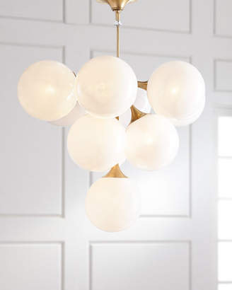 AERIN Cristol Tiered Pendant Light