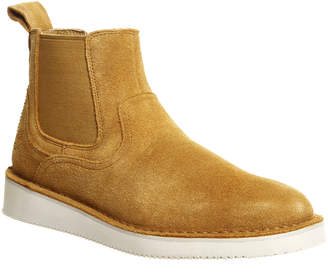 Timberland Chelsea X Publish Boot Wheat Suede