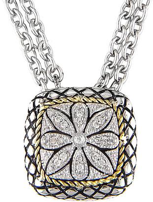 Candela Andrea Tesoro 18K & Silver Necklace
