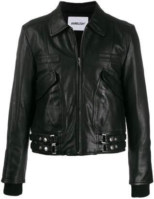 Ambush leather jacket