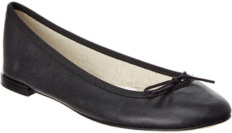 Repetto Cendrillon Leather Ballerina Flat