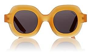 LAPIMA Women's Catarina Sunglasses - Orange