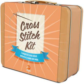 Smart Fox Cross Stitch Tin