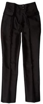 Barbara Bui High-Rise Straight-leg Pants