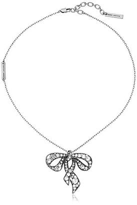 Marc Jacobs Bow Charms Necklace