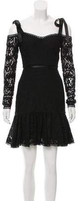 Alexis Lace Long Sleeve Dress w/ Tags