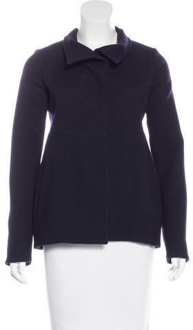 MarniMarni Short Wool Coat