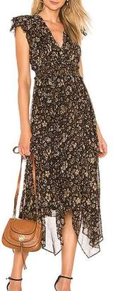 Ulla Johnson Ressie Dress In Forest