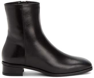 Aquatalia Women's Lucie Weatherproof Leather Dress Boots
