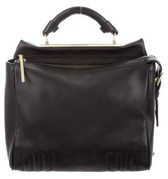 3.1 Phillip Lim Grained Leather Satchel