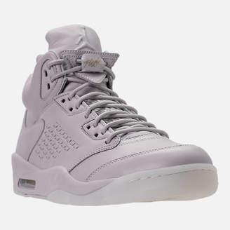 Nike Men's Air Jordan 5 Retro Premium Basketball Shoes