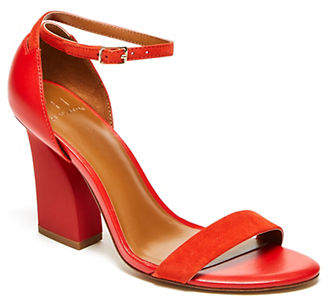 Halston H Mandi Strap Sandals