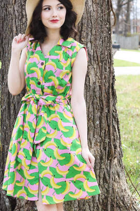 Retrolicious Go Bananas Dress