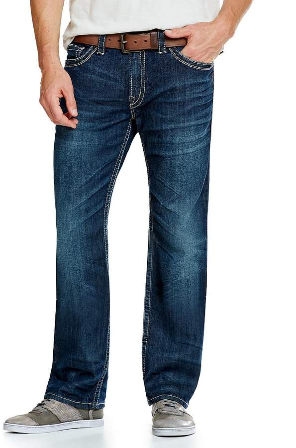 Silver Jeans Nash Straight fit Jeans