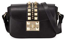 Mario Valentino Valentino By Yasmine Palmellato Leather Crossbody Bag