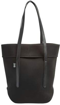 Built NY Neoprene Large City Tote with Strap Black