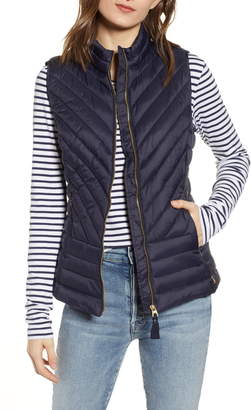 Joules Brindley Quilted Vest