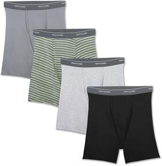 Fruit of the Loom Men's Support Pouch Boxer Brief
