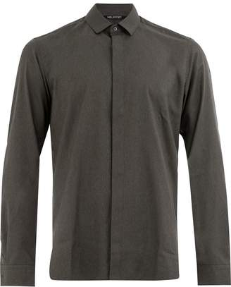 Neil Barrett plain shirt
