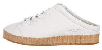 Rag & Bone Leather Mule Sneakers