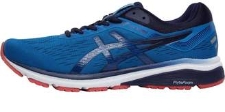 8ceb7700f46 Asics Mens GT-1000 7 Mild Stability Running Shoes Race Blue/Peacoat