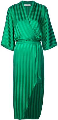 Mason by Michelle Mason kimono sleeve dress