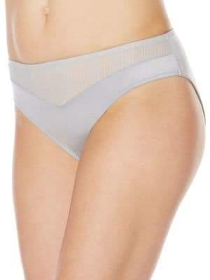 Rafaella Solid Bikini Bottom