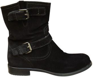 Prada Buckled boots