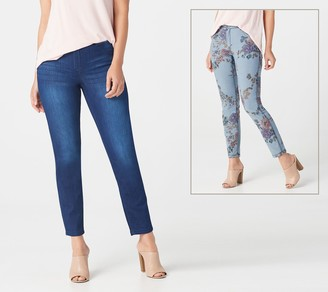 Women With Control Women with Control Regular Renee's Reversibles Jeans