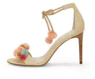 Louise et Cie Kizzy Pompom Sandal
