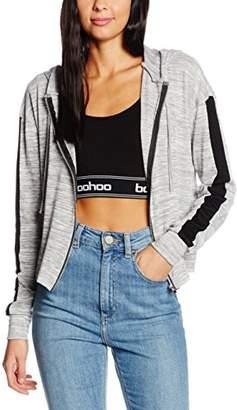 boohoo Women's Baggy Jackets