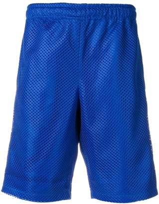 Gucci mesh basketball shorts