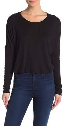 Abound Long Sleeve Ribbed Top