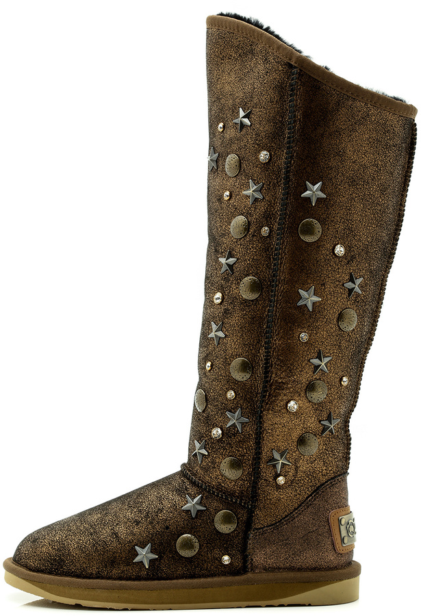 Australia Luxe Collective Australia Luxe Collective Swarovski Angel Boot